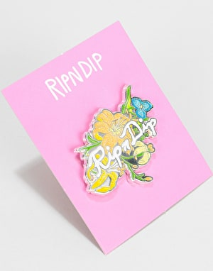 RIPNDIP Wild Flower Pin - Multi