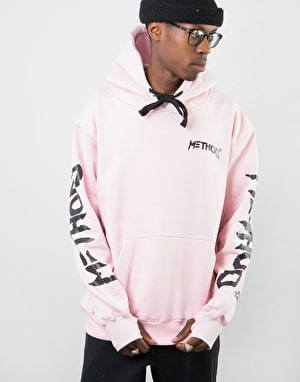 Method Movie Heavyweight Pullover Hoodie - Pink