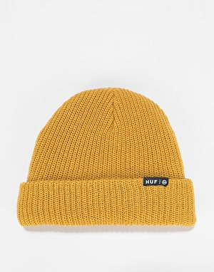HUF Usual Beanie - Honey Mustard