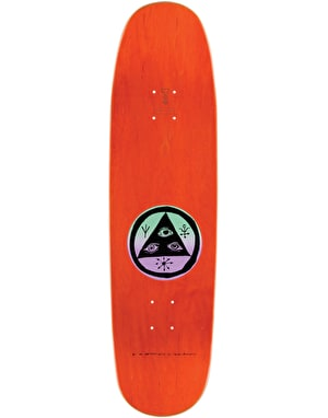Welcome Miller Lizard Eye on Catblood 2.0 Skateboard Deck - 8.75