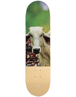 Sour Nisse Cow Skateboard Deck -  8.18