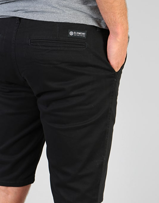 Element Howland Classic Walkshorts - Flint Black