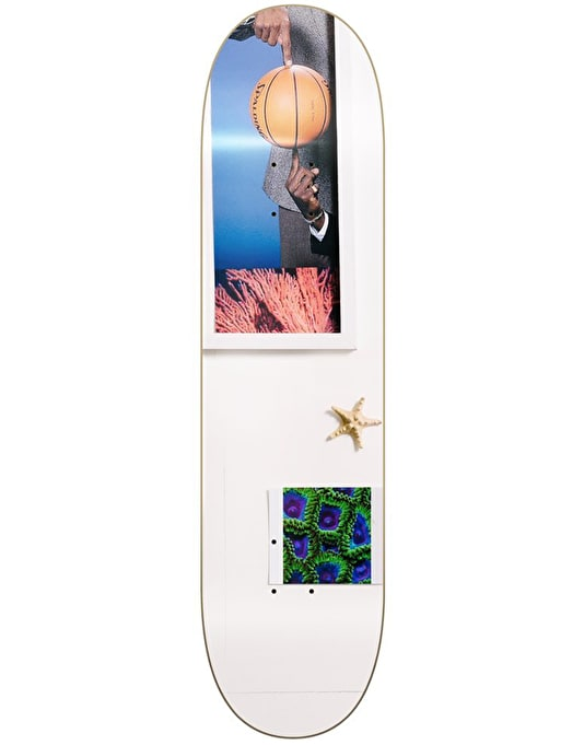 Isle Brooker Sports & Leisure Skateboard Deck - 8.25""