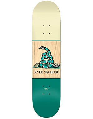 Real Kyle Outlaw Skateboard Deck - 8.38