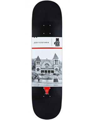 Alien Workshop Guevara 120mm Skateboard Deck - 8.125