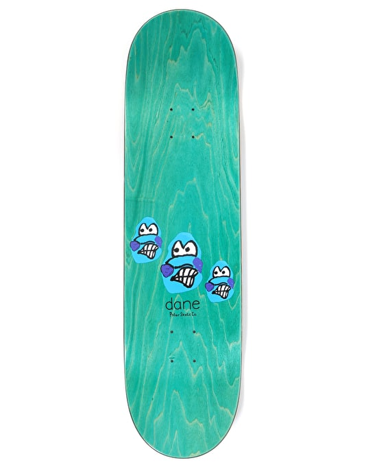 Polar Brady Dane Face 2 Skateboard Deck - 8.625""
