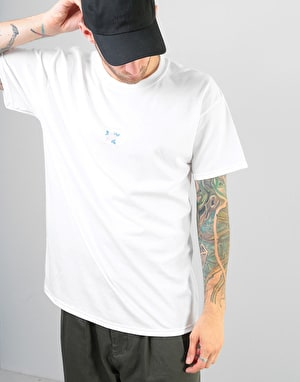 Route One Roseus T-Shirt - White