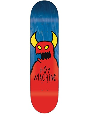 Toy Machine Sketchy Monster Skateboard Deck - 8.375
