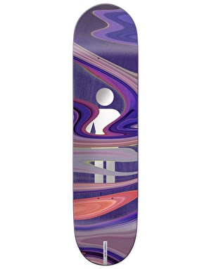 Girl Carroll Oil Slick Skateboard Deck - 8.375