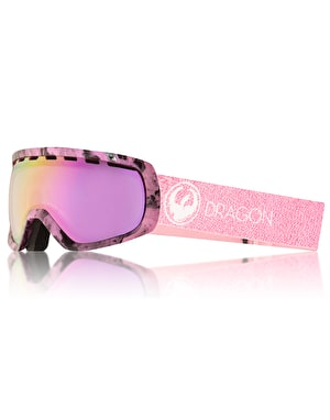 Dragon Rogue 2018 Snowboard Goggles - Mill/LUMALENS® Pink Ion