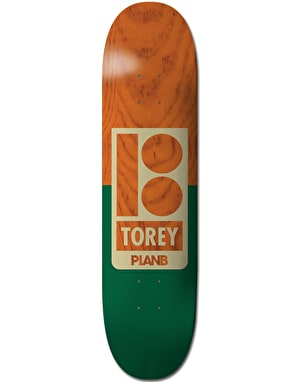 Plan B Pudwill Sections Pro.Spec Skateboard Deck - 8.25