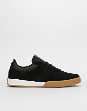 éS Contract Skate Shoes - Black/Gum