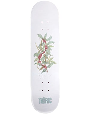 Traffic Hiroki's Choice Skateboard Deck - 8.25