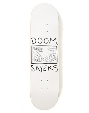 Doom Sayers Snake Shake Skateboard Deck - 8.38
