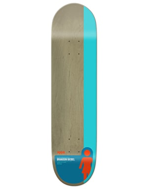 Girl Biebel Tail Block Skateboard Deck - 8