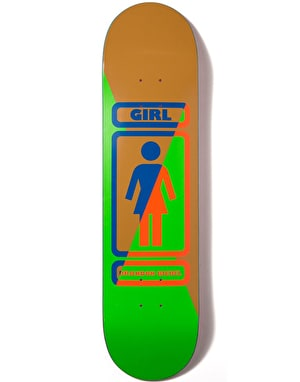 Girl Biebel 93 Til Skateboard Deck - 8