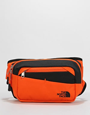 The North Face Bozer II Cross Body Bag - Orange/TNF Black