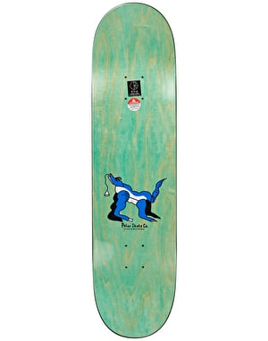 Polar Brady Living Room Skateboard Deck - 8.25