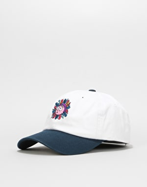 Primitive x Rick & Morty Morty Dad Cap - White/Navy