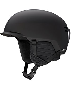 Smith Scout 2019 Snowboard Helmet - Matte Black