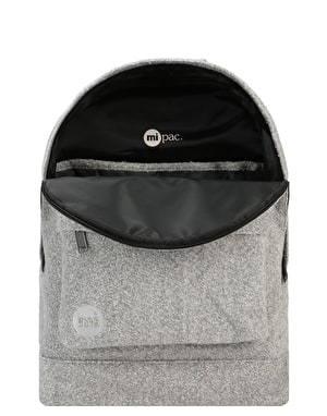 Mi-Pac Canvas Backpack - Concrete