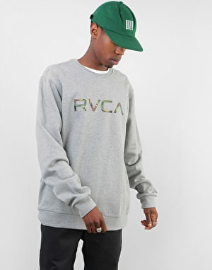 RVCA Big RVCA Crew - Athletic Heather