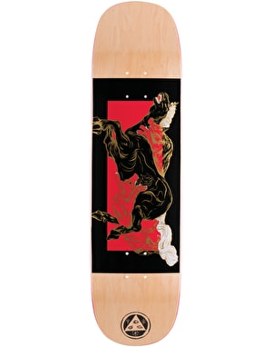 Welcome Goodbye Horses on Amulet Skateboard Deck - 8.125