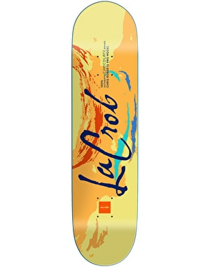 Chocolate Roberts Lacrob Flavour Skateboard Deck - 8.125