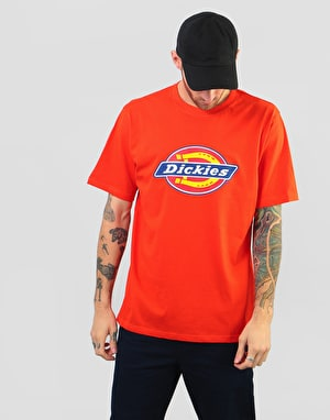Dickies Horseshoe T-Shirt - Orange