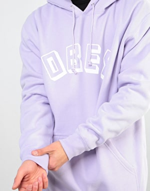 Obey Obey New World Pullover Hoodie - Lavender