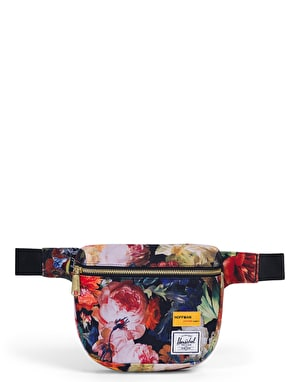Herschel Supply Co. x Hoffman Fabrics Fifteen Cross Body Bag - Fall Floral