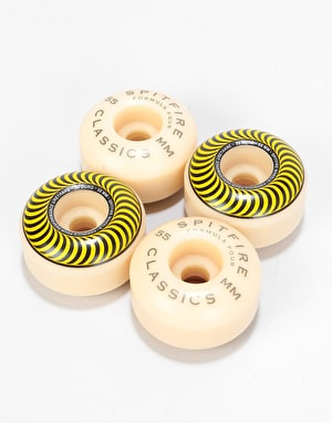 Spitfire Classics Formula Four 99d Skateboard Wheel - 55mm
