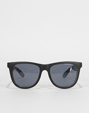 Independent Suspension Sketch Sunglasses - Black