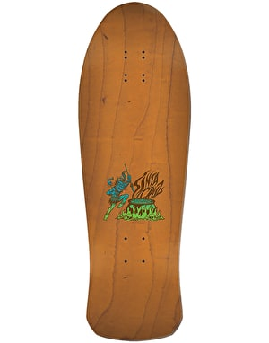 Santa Cruz Salba Tiger Reissue Skateboard Deck - 10.3
