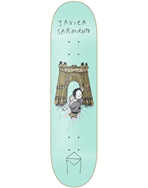 Sk8Mafia Sarmiento Henry Jones Skateboard Deck - 7.75