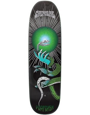 Creature Partanen Apparitions Skateboard Deck - 8.8