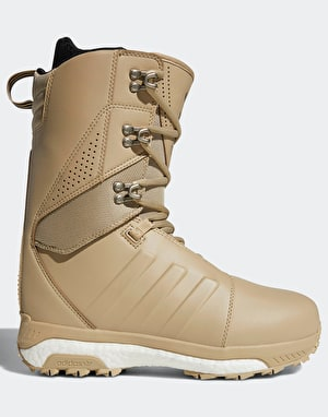 Adidas Tactical ADV 2019 Snowboard Boots - Raw Gold/Raw Gold/White