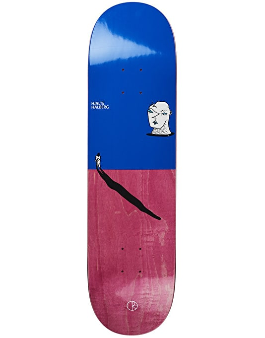 Polar Halberg Big Head Skateboard Deck - 8.25""