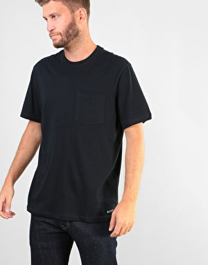 Element Basic Pocket T-Shirt - Flint Black