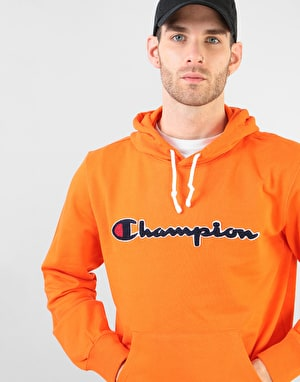Champion Hooded Sweatshirt - ORG