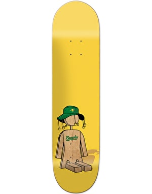 Girl Brophy Bugger Skateboard Deck - 8.25