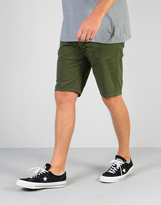 Element Howland Classic Walkshorts - Rifle Green