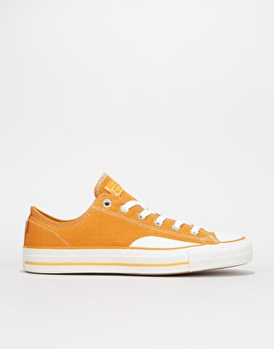 Converse Chuck Taylor All Star Pro Ox Skate Shoes - Turmeric Gold/Vint