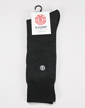 Element Dovy Socks - Charcoal Heathe