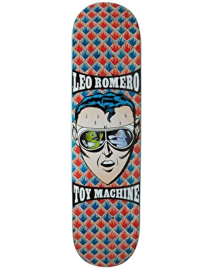 Toy Machine Romero Stressed Skateboard Deck - 8.125
