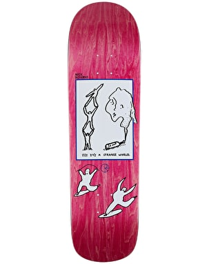 Polar Boserio It'S A Strange World Skateboard Deck - P8 Shape 8.8
