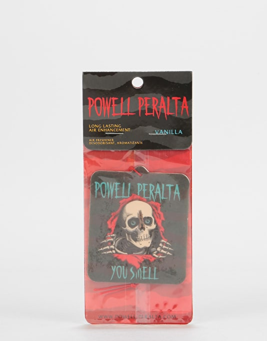 Powell Peralta Ripper Vanilla Air Freshner - Multi