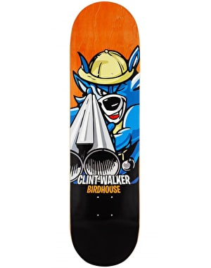 Birdhouse Animal Walker Skateboard Deck - 8.25