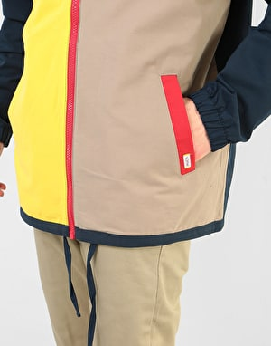 RVCA AR Block Jacket - New Navy
