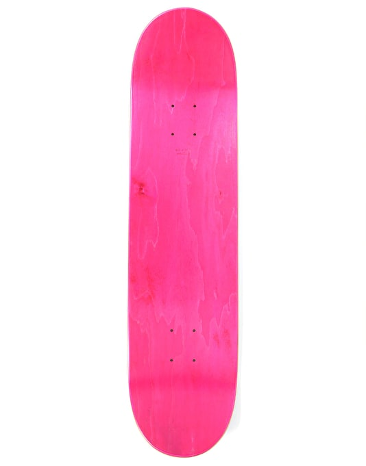 Colours Collectiv Negative Space Skateboard Deck - 8""